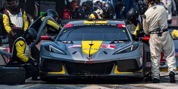 Corvette Racing's Return to 24 Hours of Le Mans Has 'Weird' Feel to It
