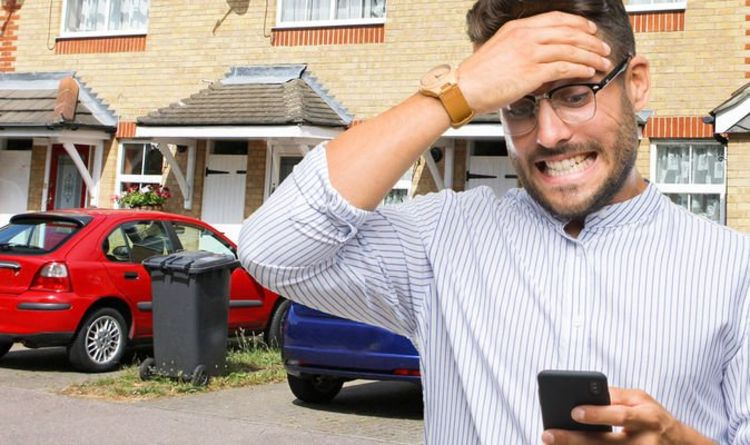 DVLA scam text messages could 'give scammers access to bank accounts' in just minutes