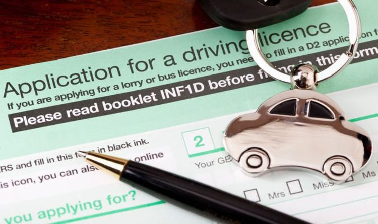 Drivers may have to wait 10 more weeks for licence renewals as DVLA apologise for delays