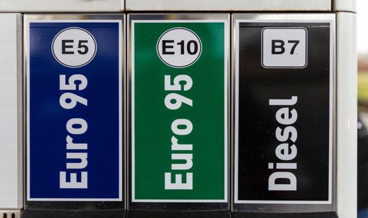 E10 fuel warning: Drivers issued with insurance caution before new fuel rollout next month