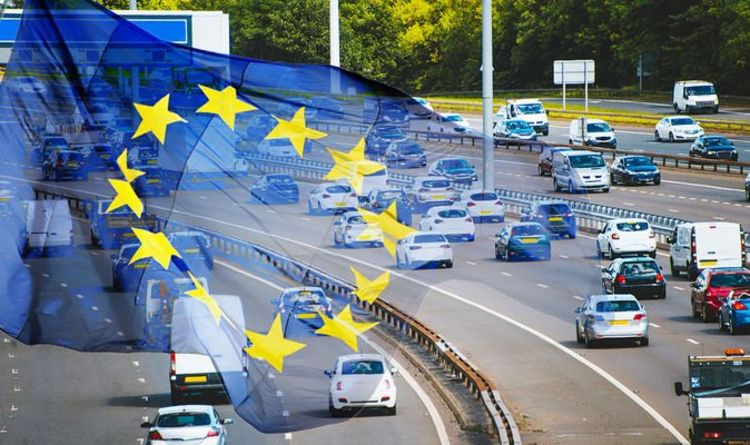 EU rules may make it impossible for drivers to override new speed limiters