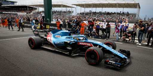 Fernando Alonso Says an F1 Race at Le Mans Would Be 'Fun, For Sure'