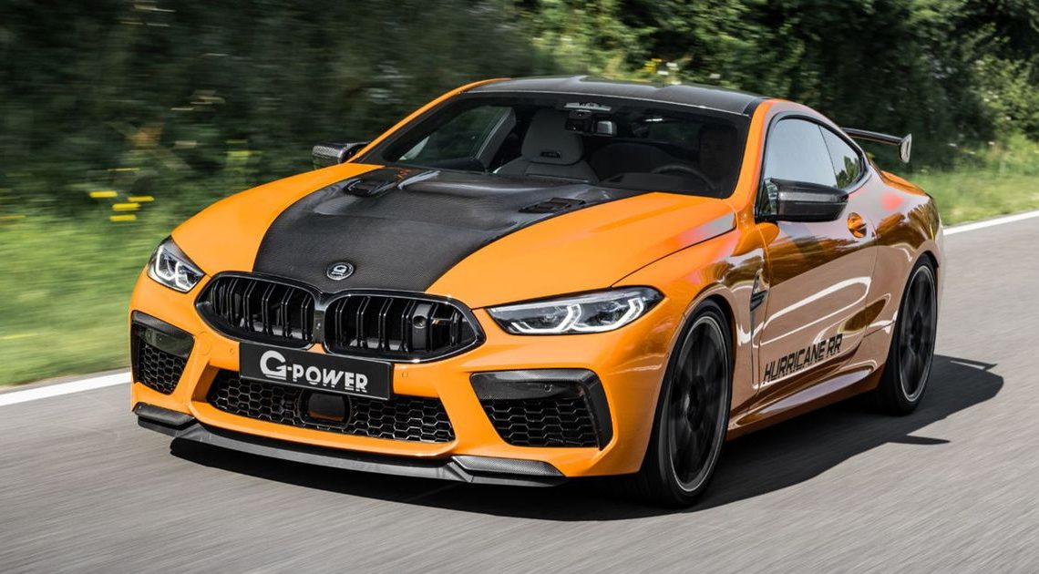 G-Power's BMW M8 Brings All Of The Power And Absolutely No Subtlety