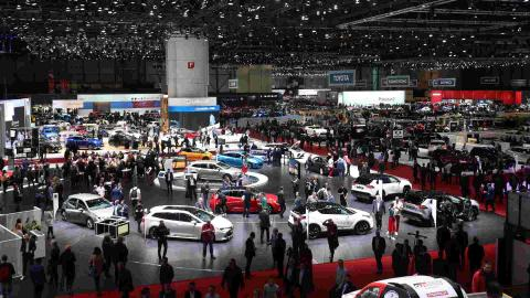 Geneva Motor Show to be held in Qatar from 2022