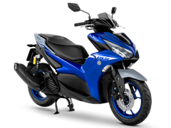 India-spec Yamaha Aerox 155 technical details out