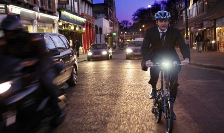 Jeremy Vine video sparks anger as drivers call on cyclists to pay road tax and insurance
