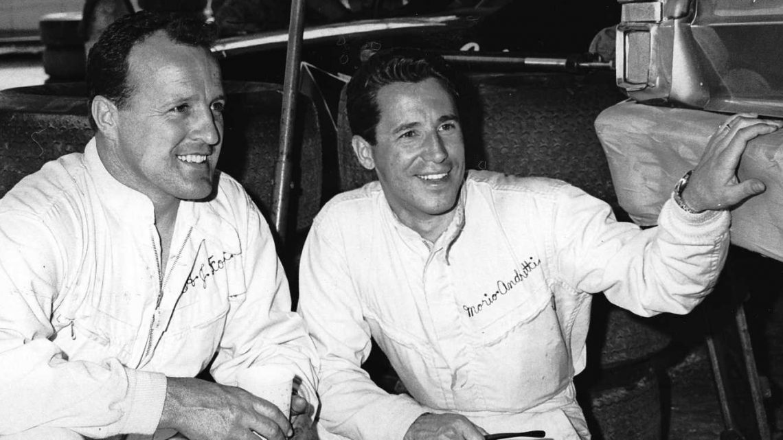 Let the Debate Begin: A.J. Foyt or Mario Andretti for America's Greatest Racer