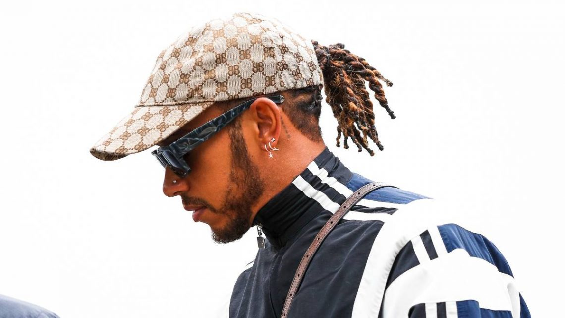Lewis Hamilton unswayed by George Russell's front-row start | Planet F1