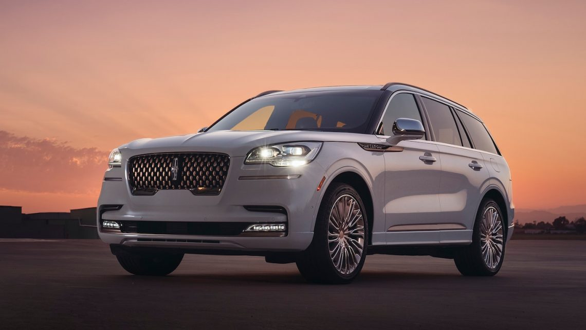 Lincoln Aviator Shinola Concept First Look Review: An SUV to Watch