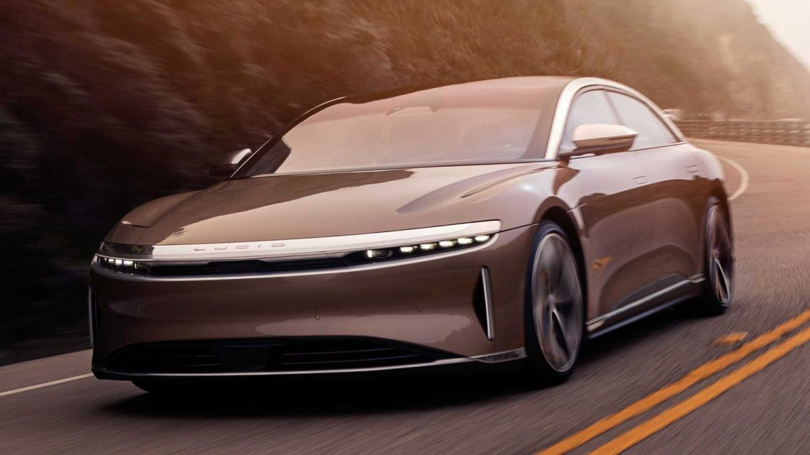 Lucid Air First Drive Confirms It As An Absolute Threat To Tesla