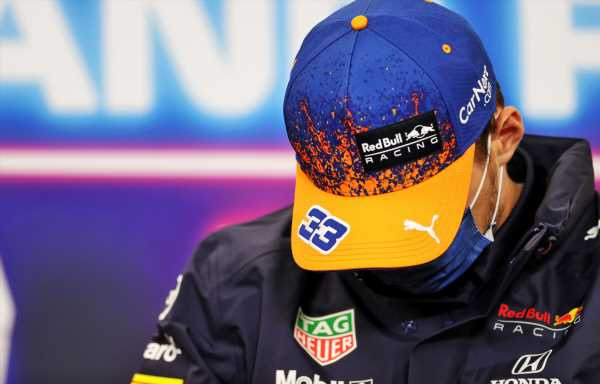 Max Verstappen: Have the guilty party foot the repair bill