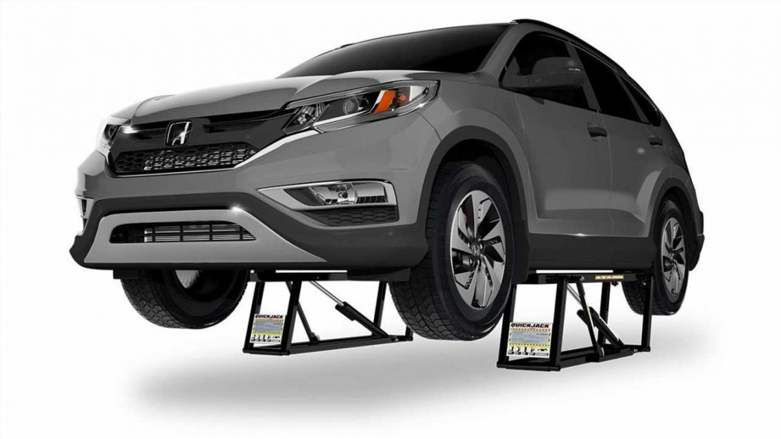Monday Deals: Save on Lifts, Jacks, Racks, and More at Home Depot's Automotive Deal of the Day