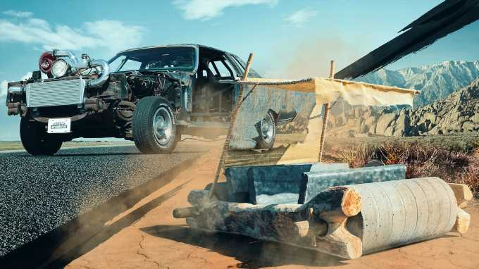 Motor MythBusters Series Premiere: The Flintstones Car and Turbochargers