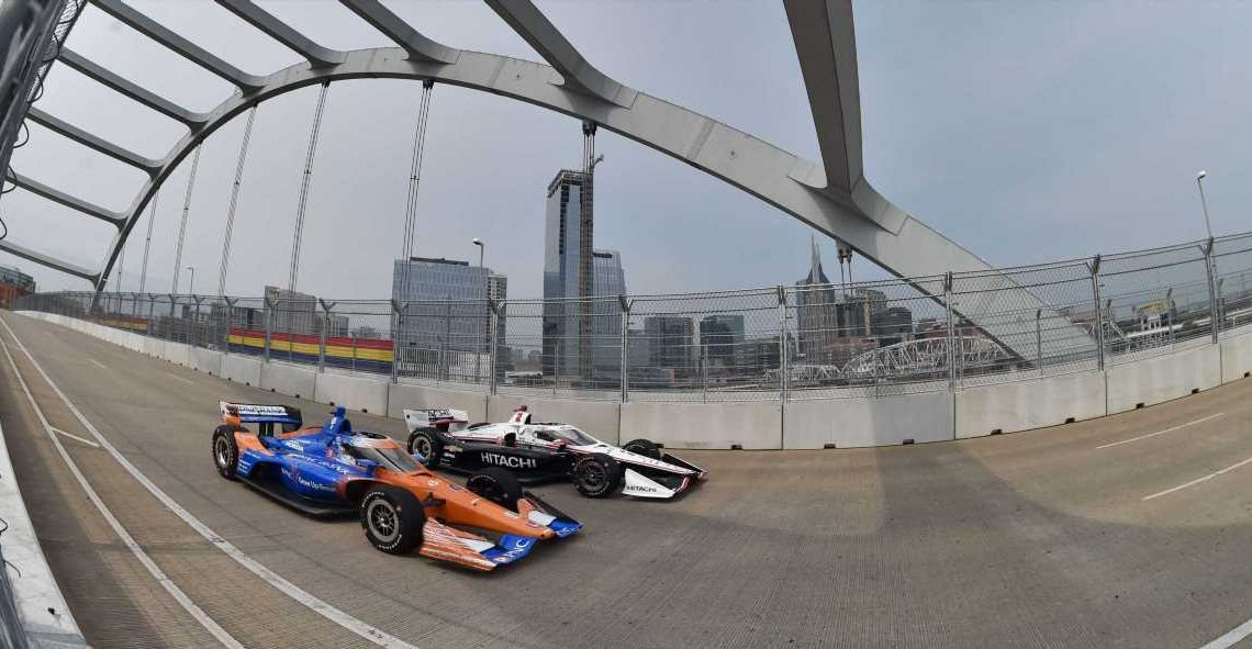 Nashville Is Positioned to Become \ufeffIndyCar's Long Beach of the East