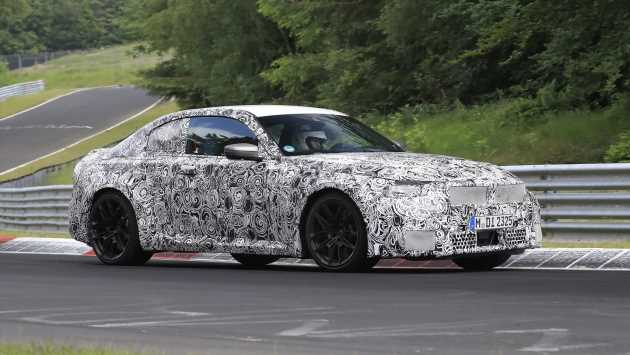 New 2022 BMW M2 to blast in with over 400bhp