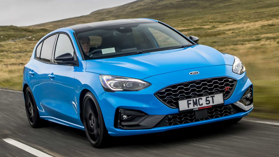 New Ford Focus ST Edition adds extra track performance