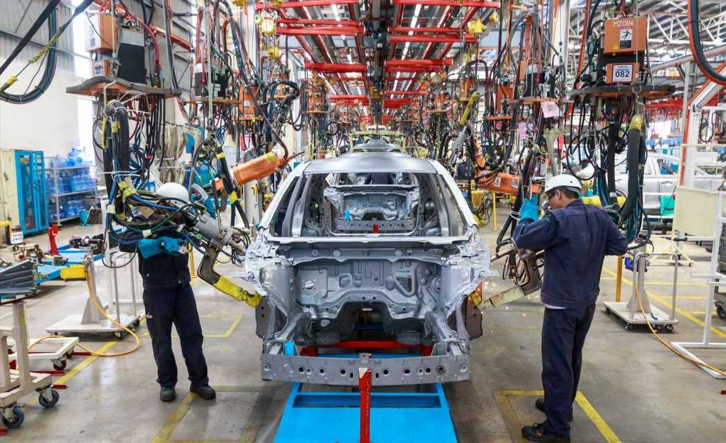 Proton Tg Malim plant produced 1,677 cars in July, while Perodua, Toyota, Honda factories were closed – paultan.org