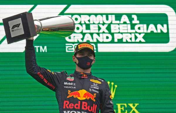 Red Bull relief at Max Verstappen engine penalty delay | Planet F1