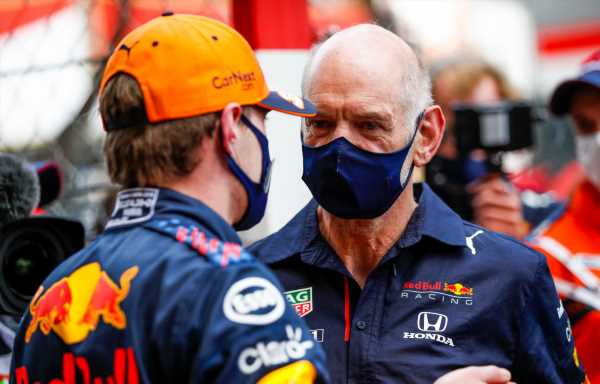 Red Bull's Adrian Newey on his 'lazy' method of copying