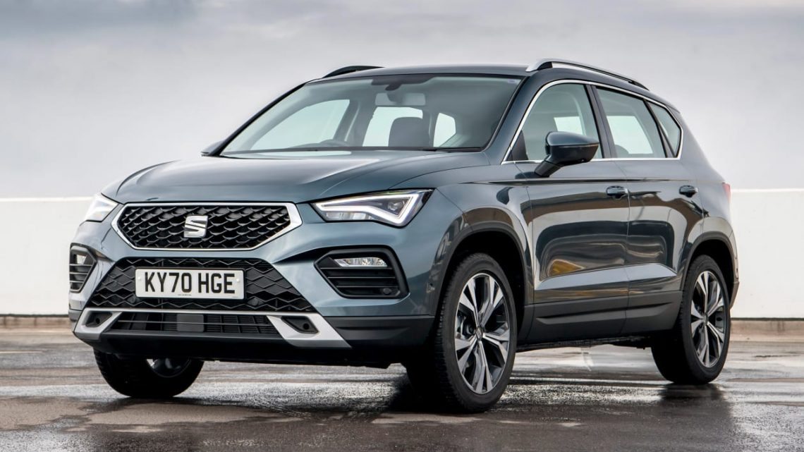 SEAT Ateca and Tarraco SUVs given small updates for 2021