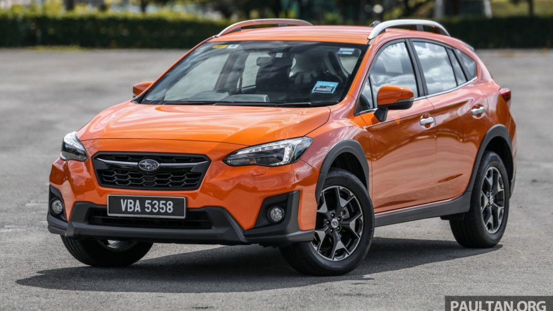 Subaru Connex telematics system launched for XV and Forester in Malaysia – RM1,900; retrofit available – paultan.org