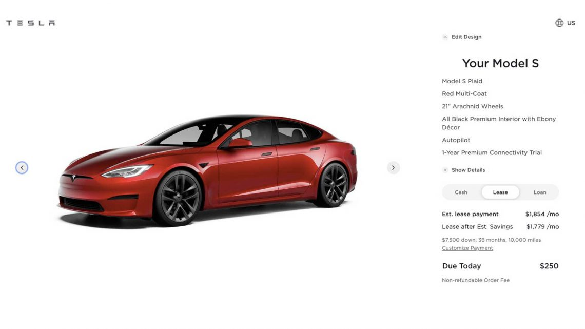 Tesla Increases Deposit From $100 To $250