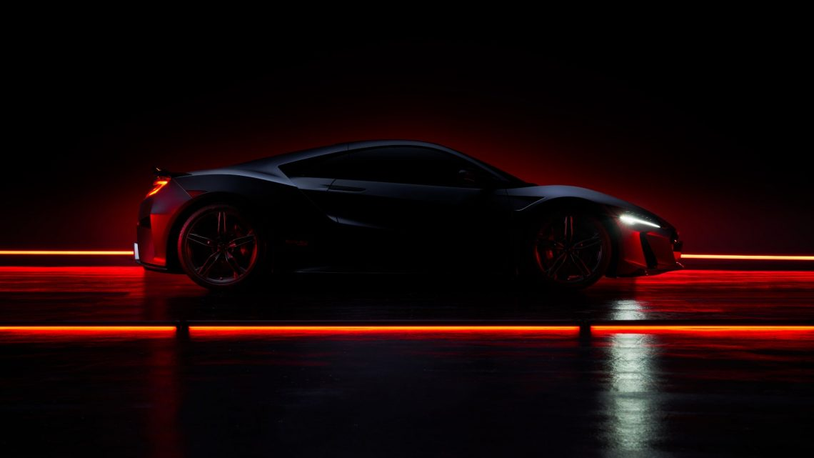 The Acura NSX Type S Will Be The Hybrid Supercar's Grand Finale