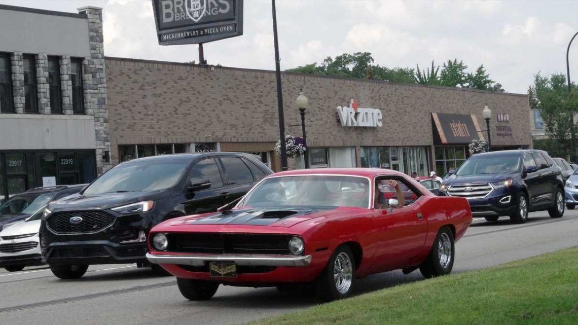 The Woodward Dream Cruise Has Something for Everyone