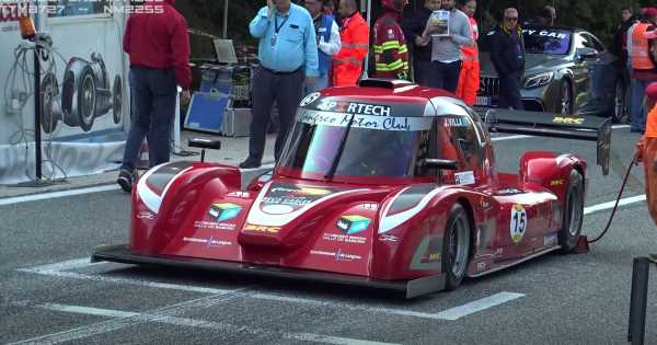 This 420kg Beast Is One Of The Strangest Modern Racing Cars You'll Ever See