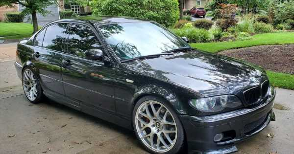 This Supercharged BMW 330i Is A Less Obvious Way To Go Fast In An E46