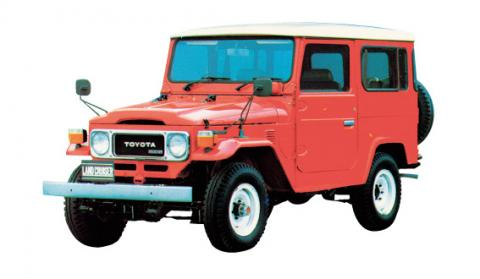 Toyota Land Cruiser 40 Series spare parts to be reproduced