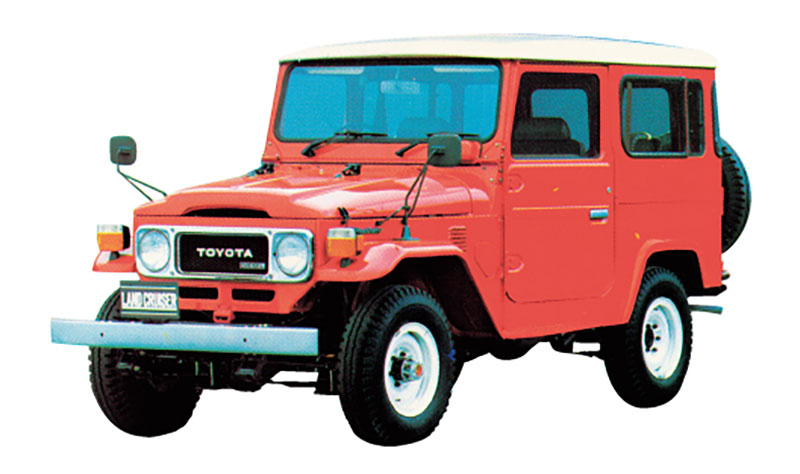 Toyota Land Cruiser BJ40 added to GR Heritage Parts Project – spare parts for iconic 4×4 will be reproduced – paultan.org