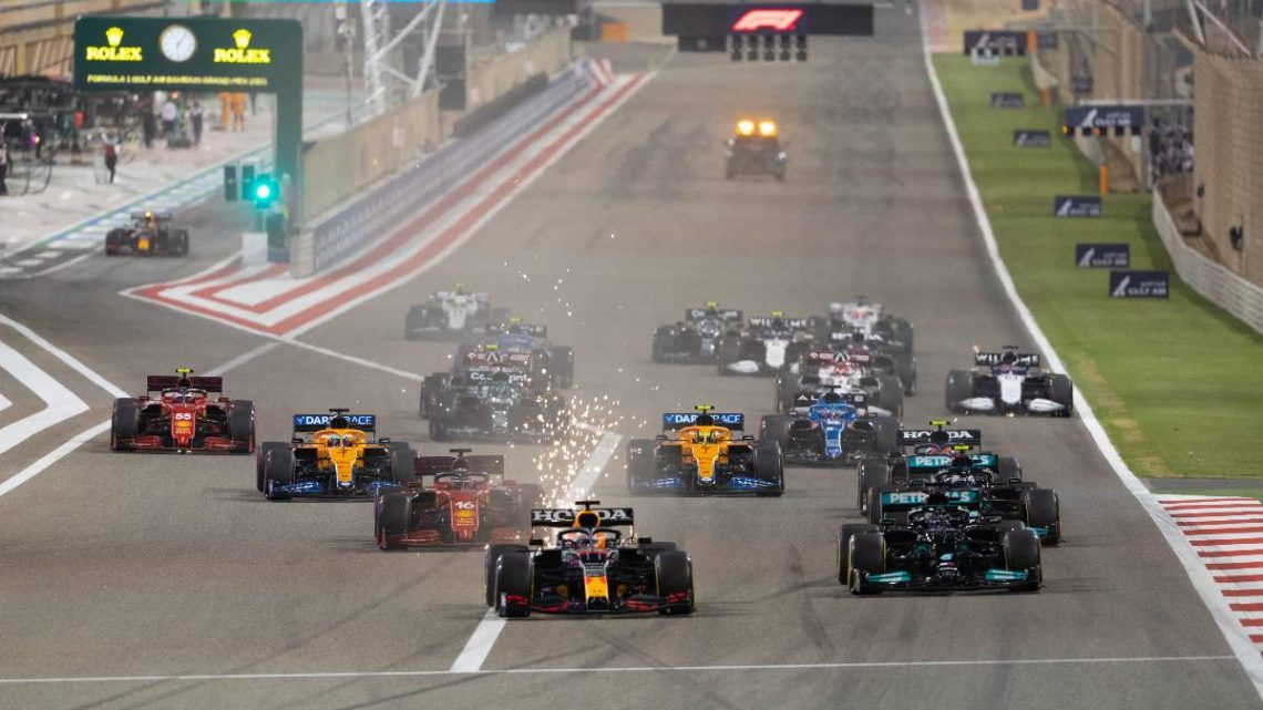UK Formula 1 audience at its highest since 2017