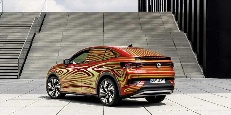 VW ID.5 Electric SUV Is Headed to the Munich IAA