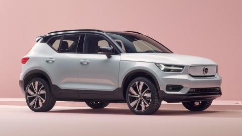 Volvo India delays XC40 Recharge launch due to chip shortage