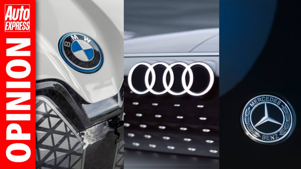 'The people have decided that Mercedes, BMW and Audi are no longer top-10 car brands'