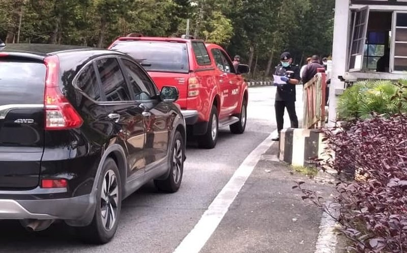 12 fined by police for attempting to travel from KL to Genting Highlands, violating interstate travel restrictions – paultan.org