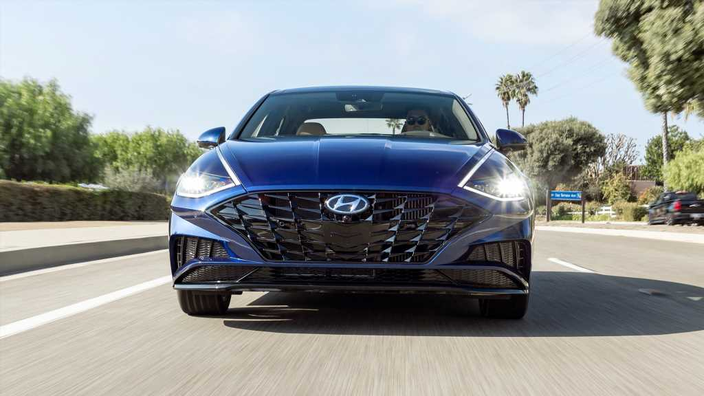 2020 Hyundai Sonata Long-Term Test Review: How It Compares to the K5