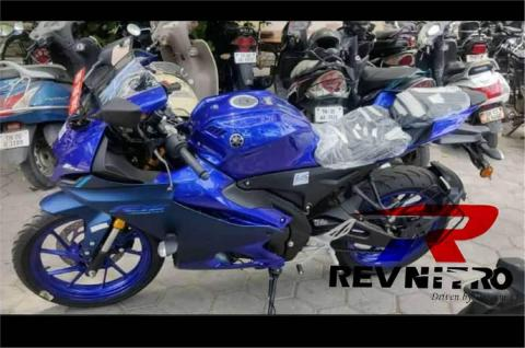 2021 Yamaha R15 to be launched on September 21