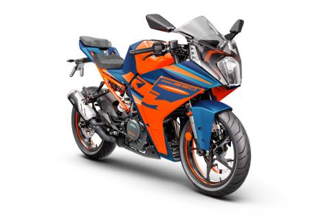 2022 KTM RC 390 & RC 125 globally unveiled