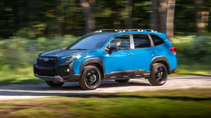 2022 Subaru Forester Wilderness First Look: Another Subie Gets the Tough Treatment