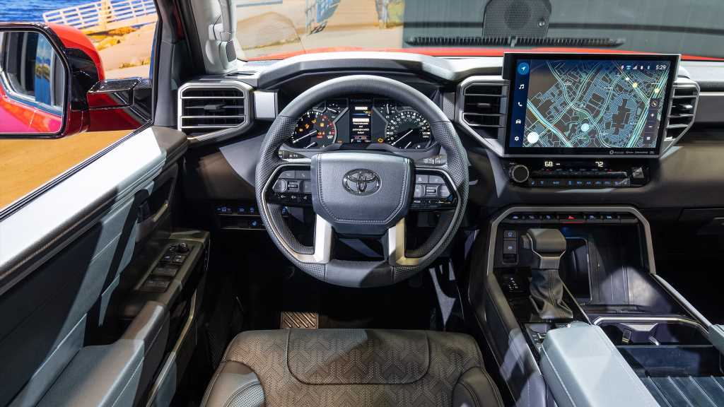 2022 Toyota Tundra Infotainment Review: A Million Times Better