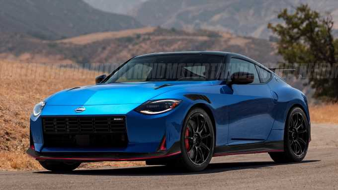 2023 Nissan Z Nismo: Imagining a Sportier and More Powerful Z Car