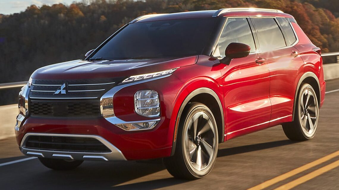 All-new 2022 Mitsubishi Outlander SUV gets highest Top Safety Pick+ safety rating from IIHS in the US – paultan.org
