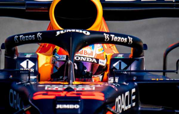 Aston Martin, not Merc, queried Max's red flag moment