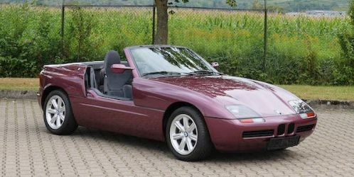 BMW Z1 with 12 Miles on the Clock Heads to Auction