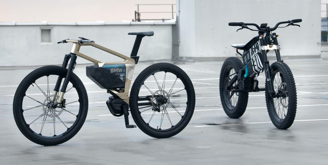 BMW i Vision AMBY, no electric bicycle, it's a pedalec – paultan.org