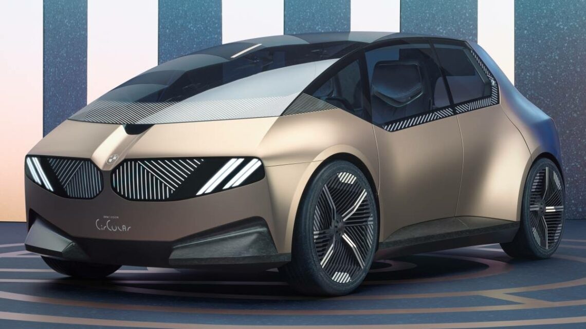 BMW i Vision Circular revealed in Munich – fully recycled and recyclable electric city car for 2040 – paultan.org