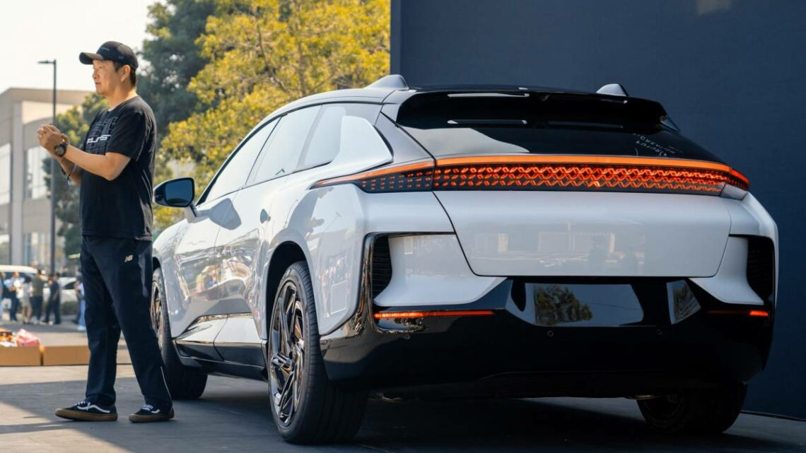 Back from the dead, Faraday Future announces backing from Geely; targets Ferrari, Bentley, Maybach – paultan.org