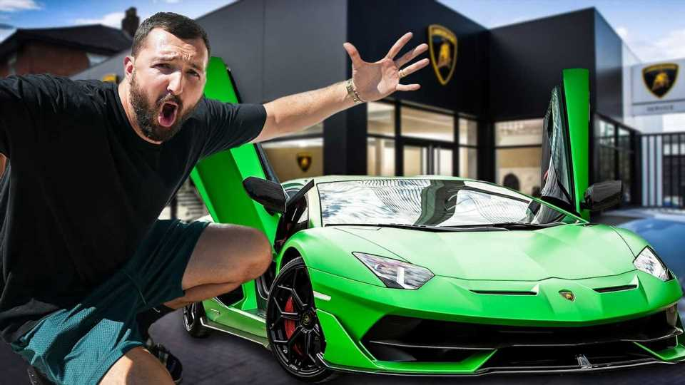 Buying A Lamborghini Using Only $1 Bills Is Surprisingly Complicated